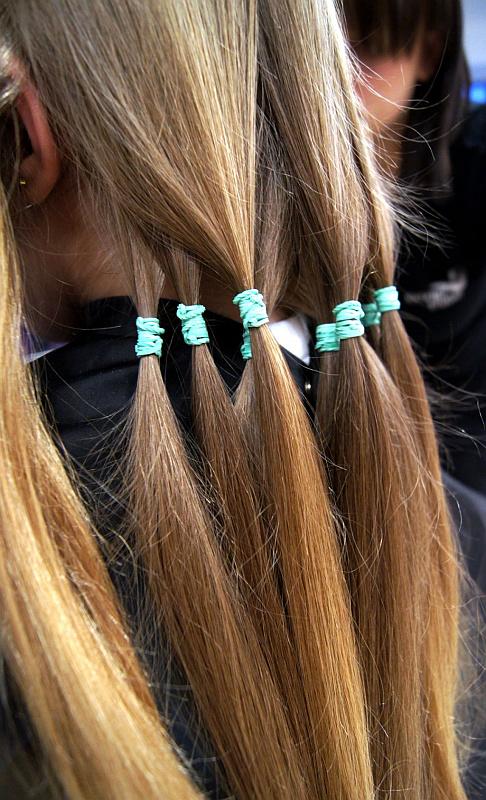 skup włosów długich